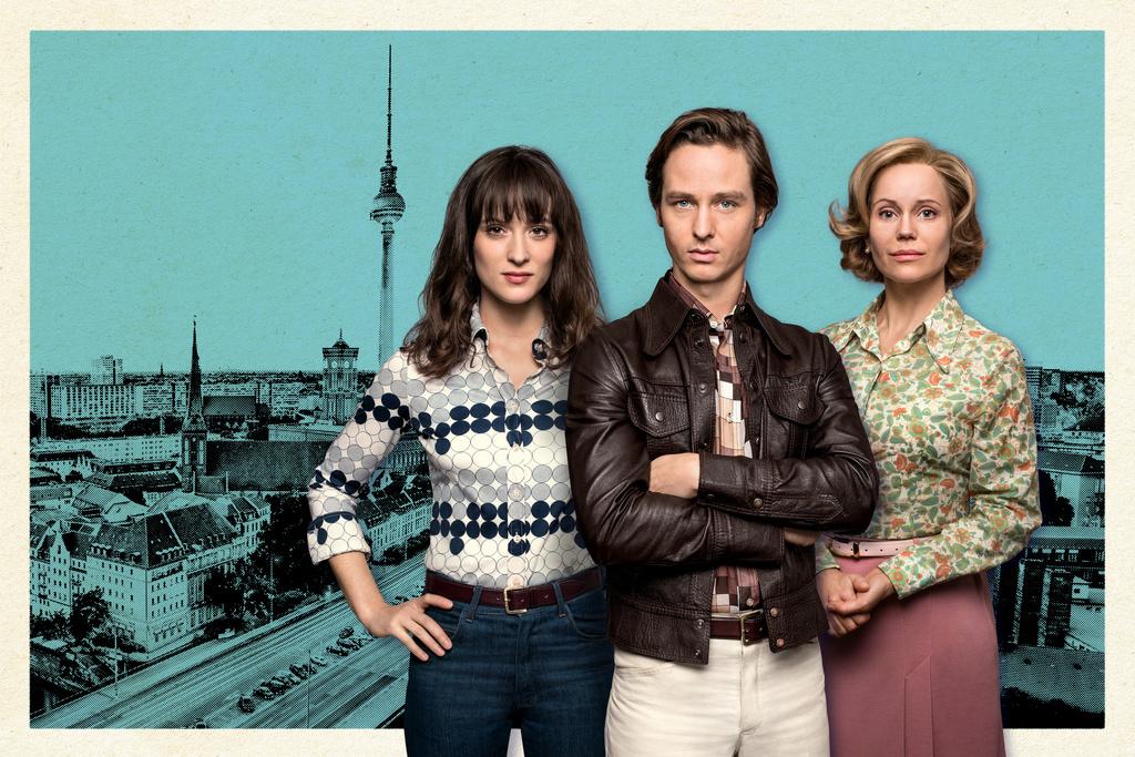 ZDF Dreiteiler: Der gleiche Himmel