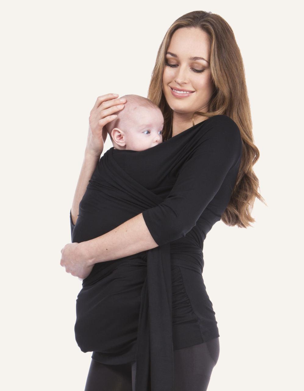 Entdecke unser weiches Skin-to-Skin Shirt für die Schwangerschaft und Stillzeit
