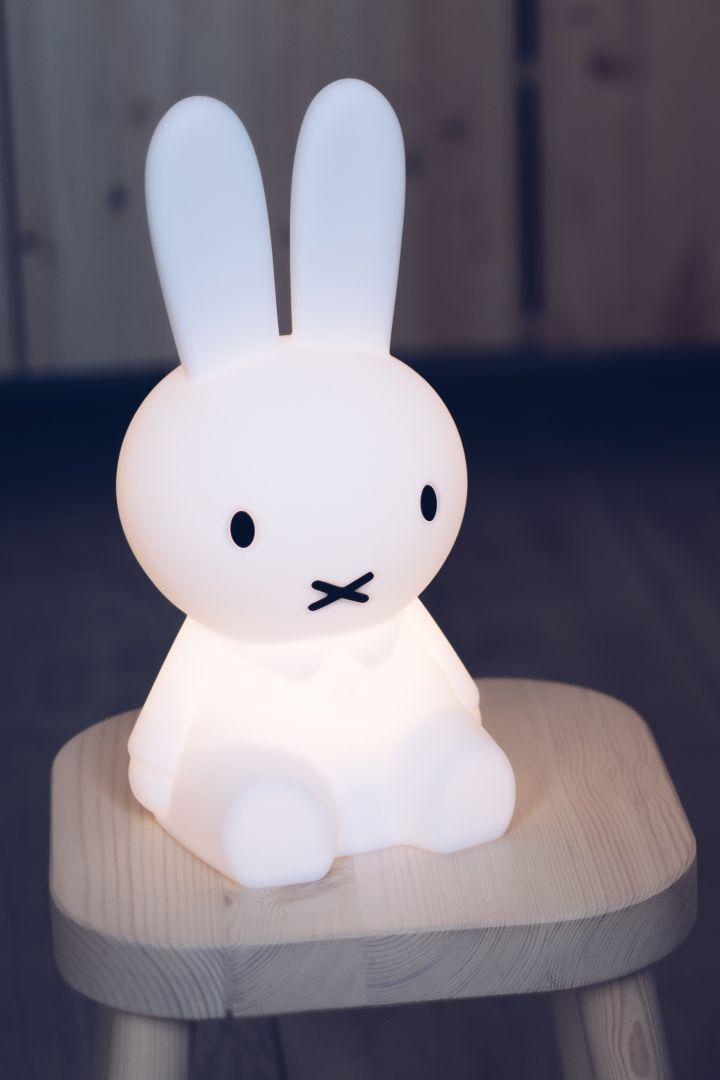 Miffy First Light Nachtlicht für Kinder