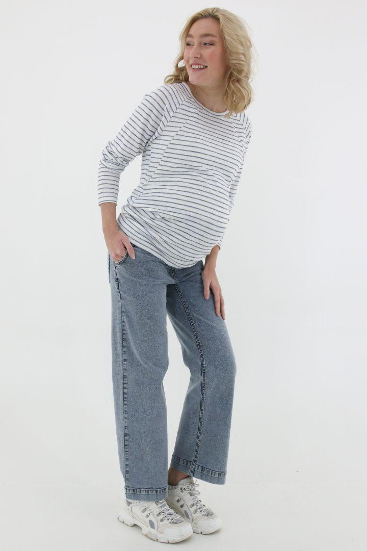 Umstandsjeans Ultra Wide Leg