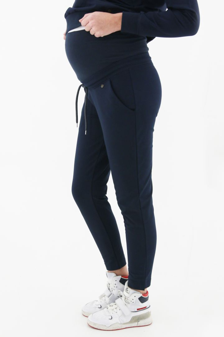 Maternity Lounge Trousers navy