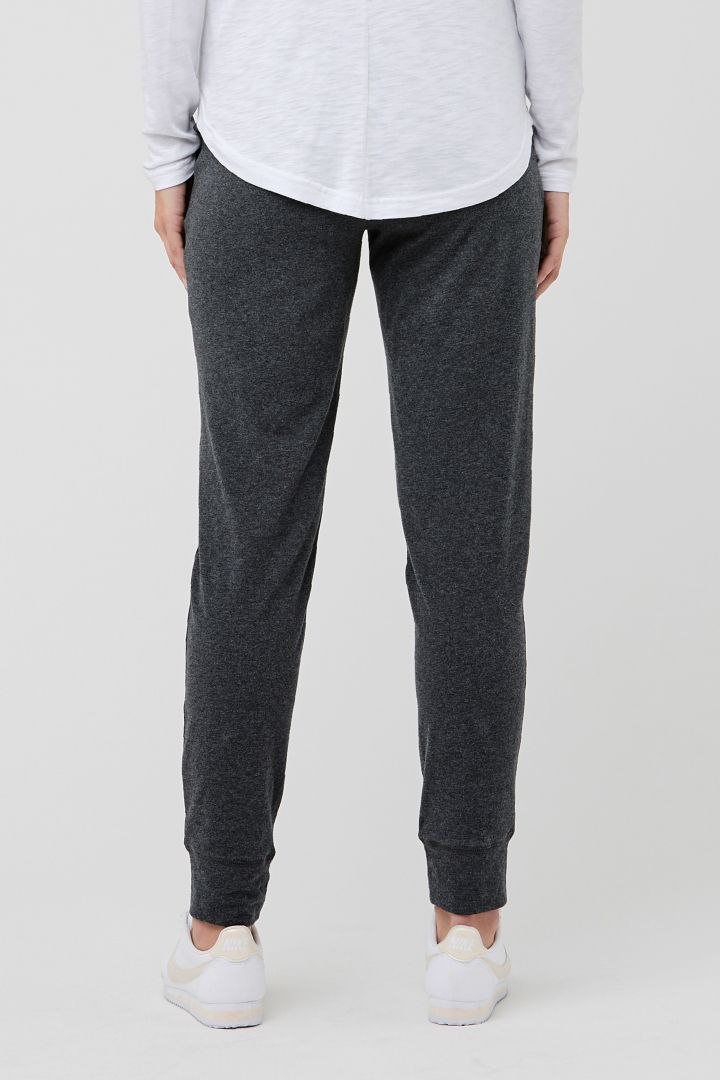 Organic Maternity Pyjama/Lounge Trousers grey