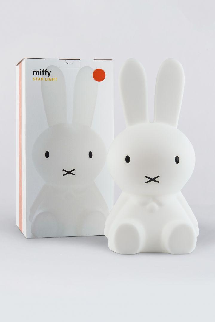 Miffy Kinderzimmerlampe dimmbar