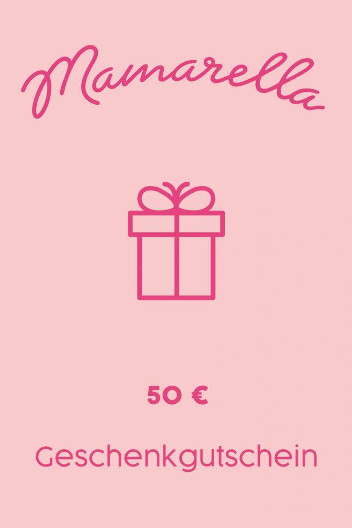 Geschenkgutschein Online 50 €