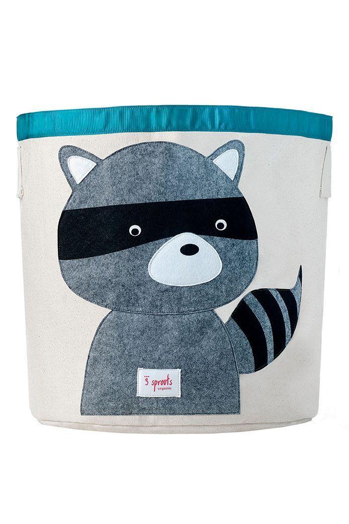 Raccoon Storage Box