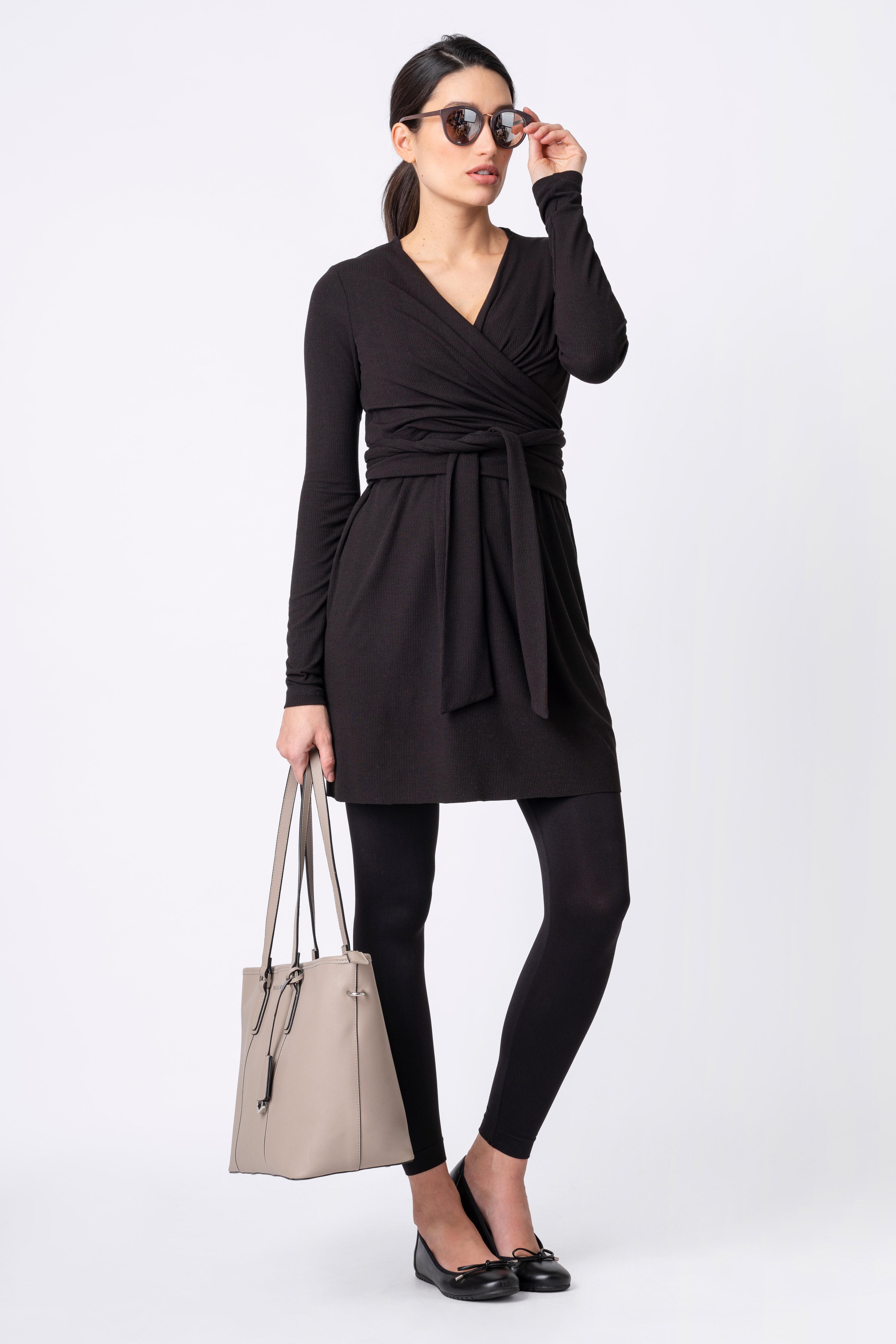 Umstands- und Still-Wickelkleid | Kleider mit Still ...