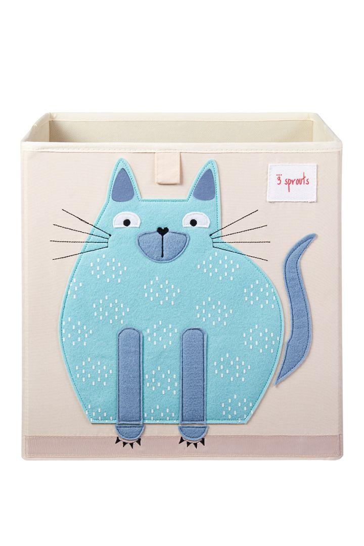 Aufbewahrungsbox Katze