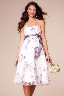 Bandeau Umstandskleid Cherry Blossom