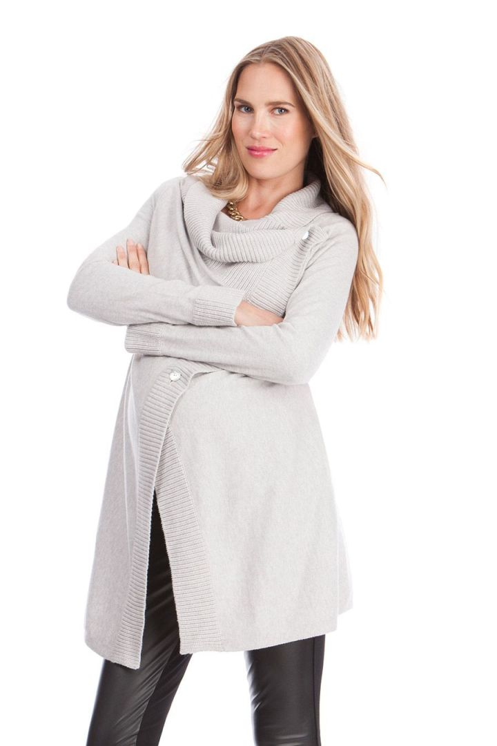 Cardigan with Cashmere