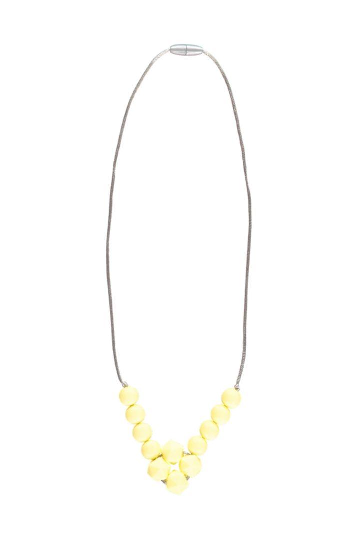 Teehting Necklace yellow