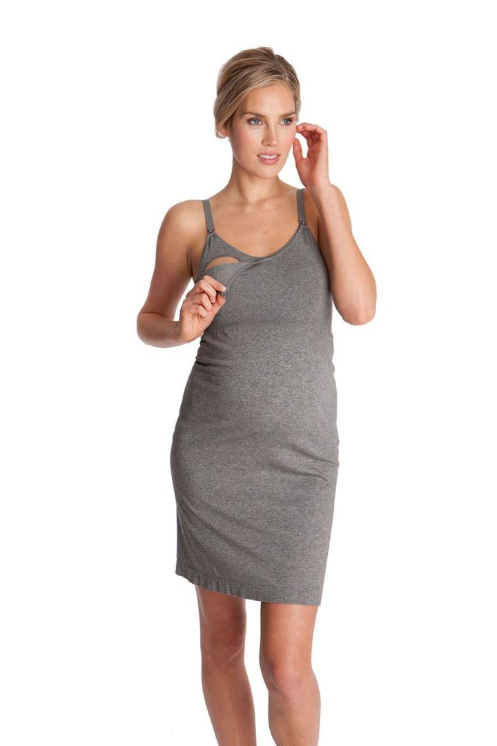 Georgia Maternity and Nursing Nightdress