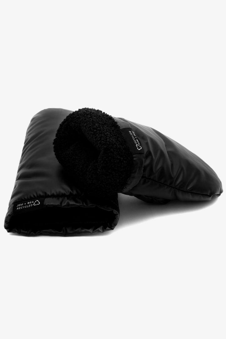 Eco Stroller Mittens black