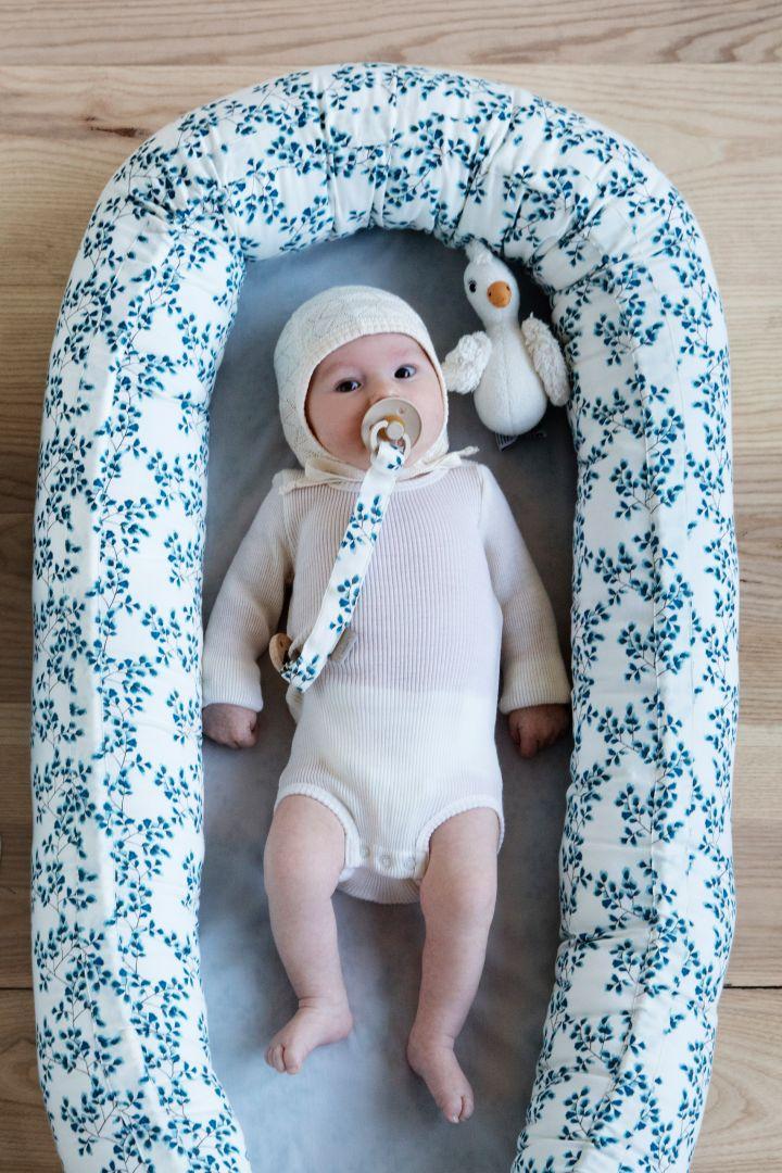 Organic Baby Nest Fiori