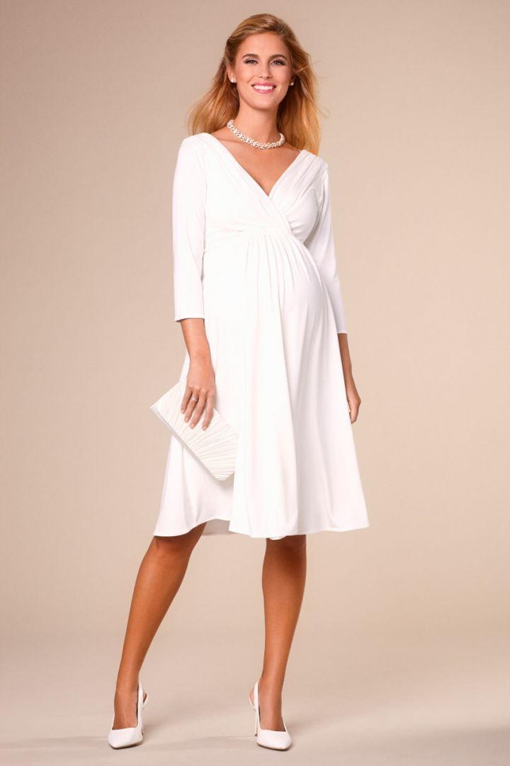 Willow maternity wedding dress