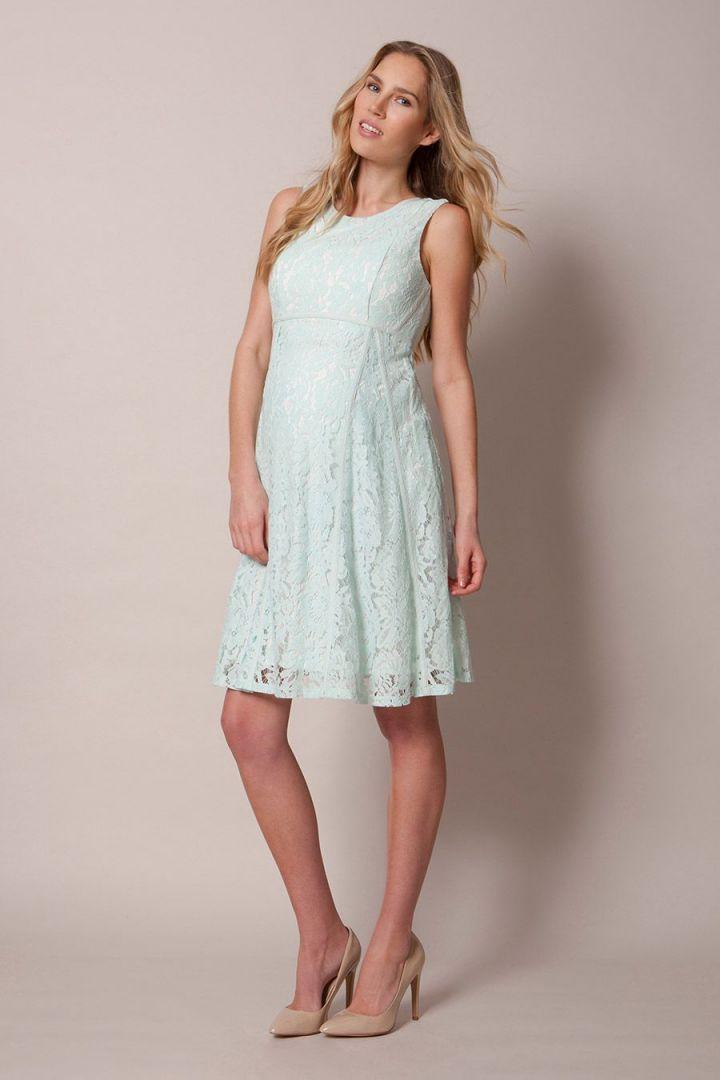 A-Line Kleid aus Spitze