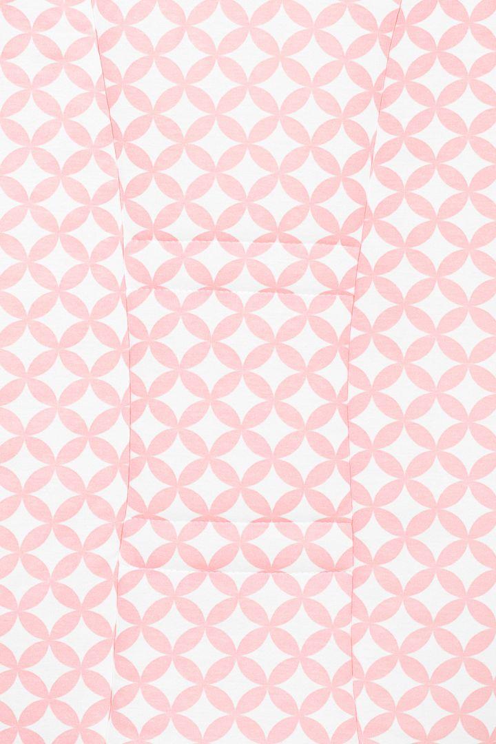 Jersey Schlafsack Odenwälder rosa