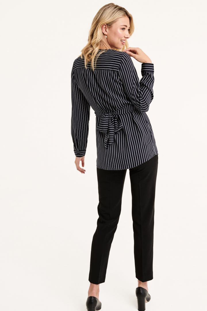 Business Maternity Trousers black