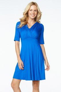 Bauch-Weg Still-Kleid kurzarm