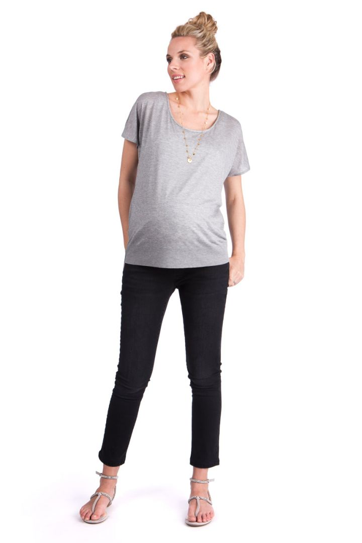Layered Maternity and Nursing Top