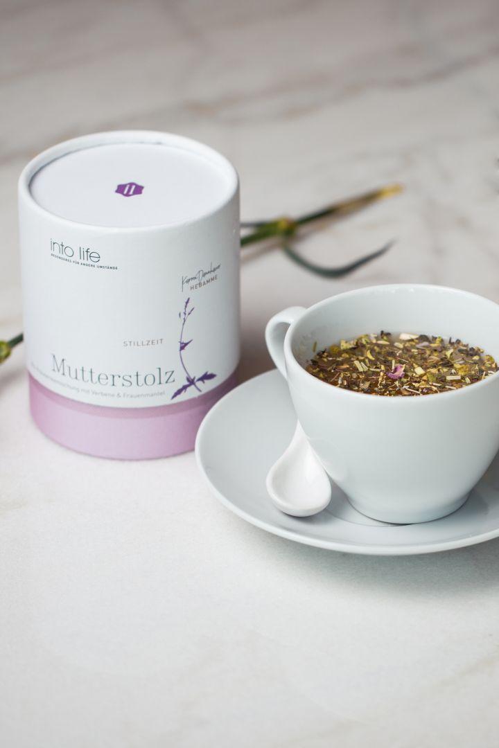 Bio-Tee für die Stillzeit Mutterstolz