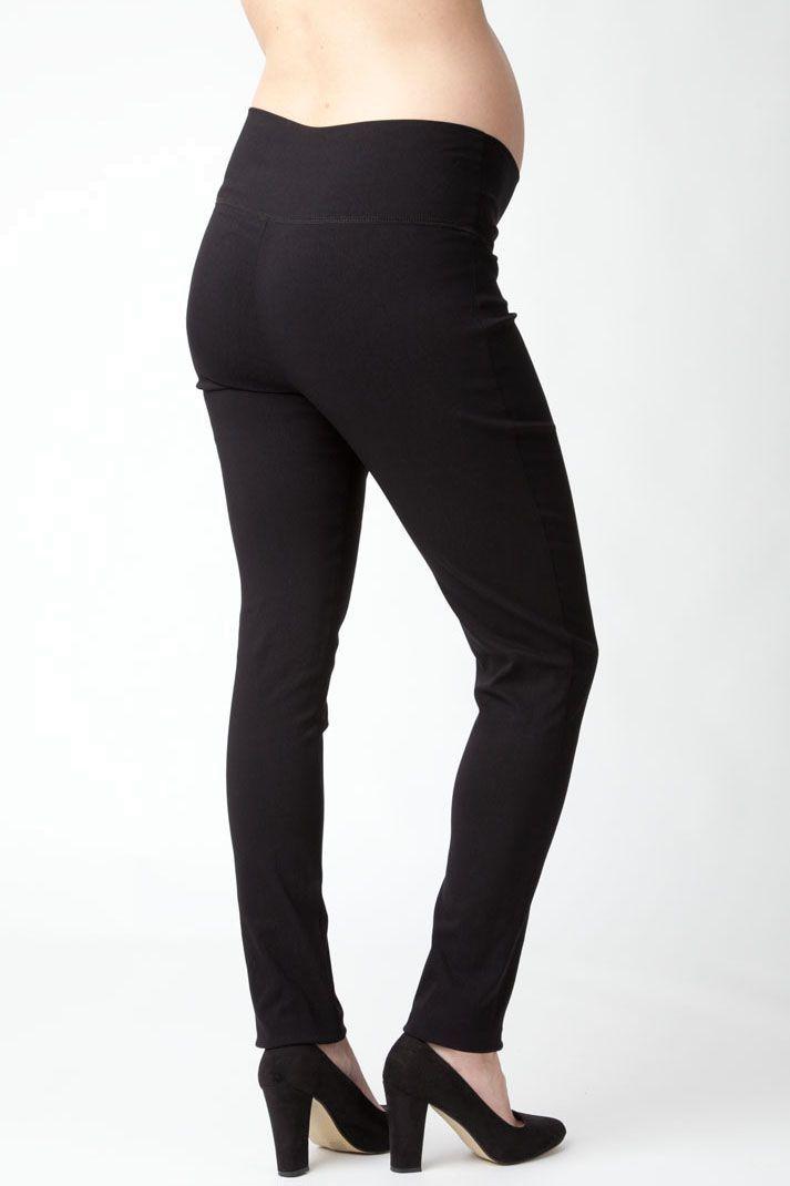 Suzie Straight Leg Trousers black