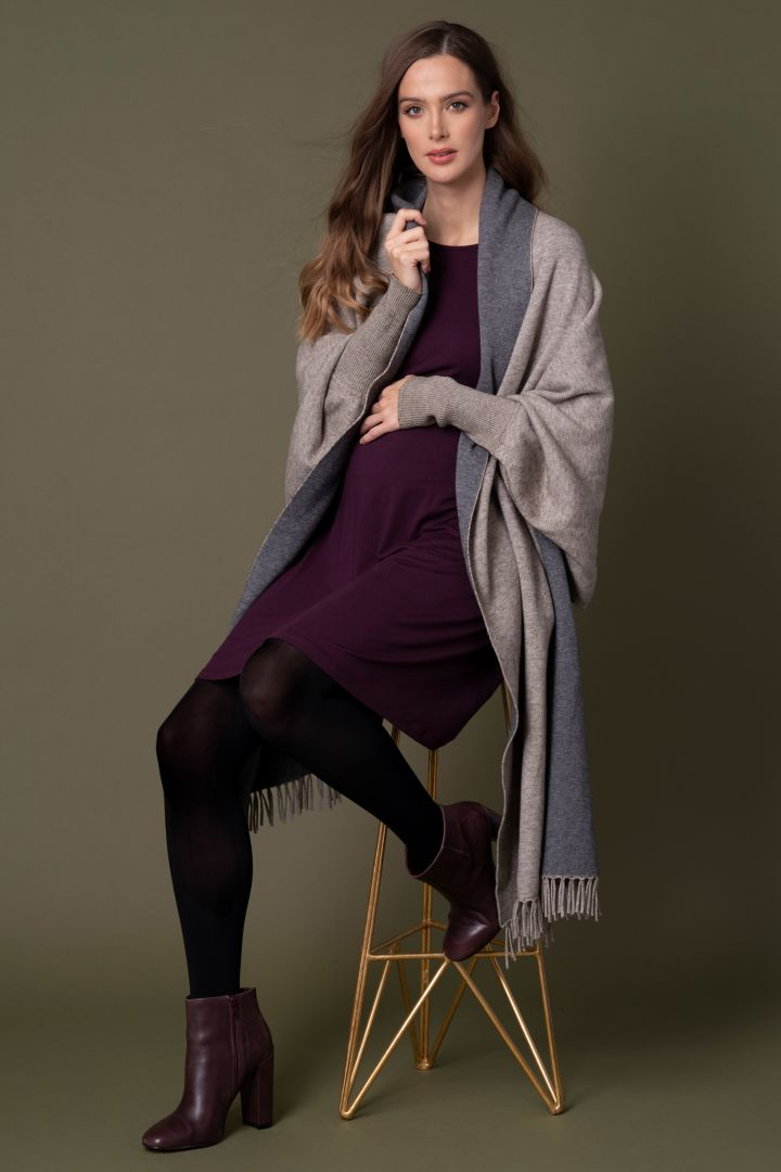 Sleeved Maternity Scarf