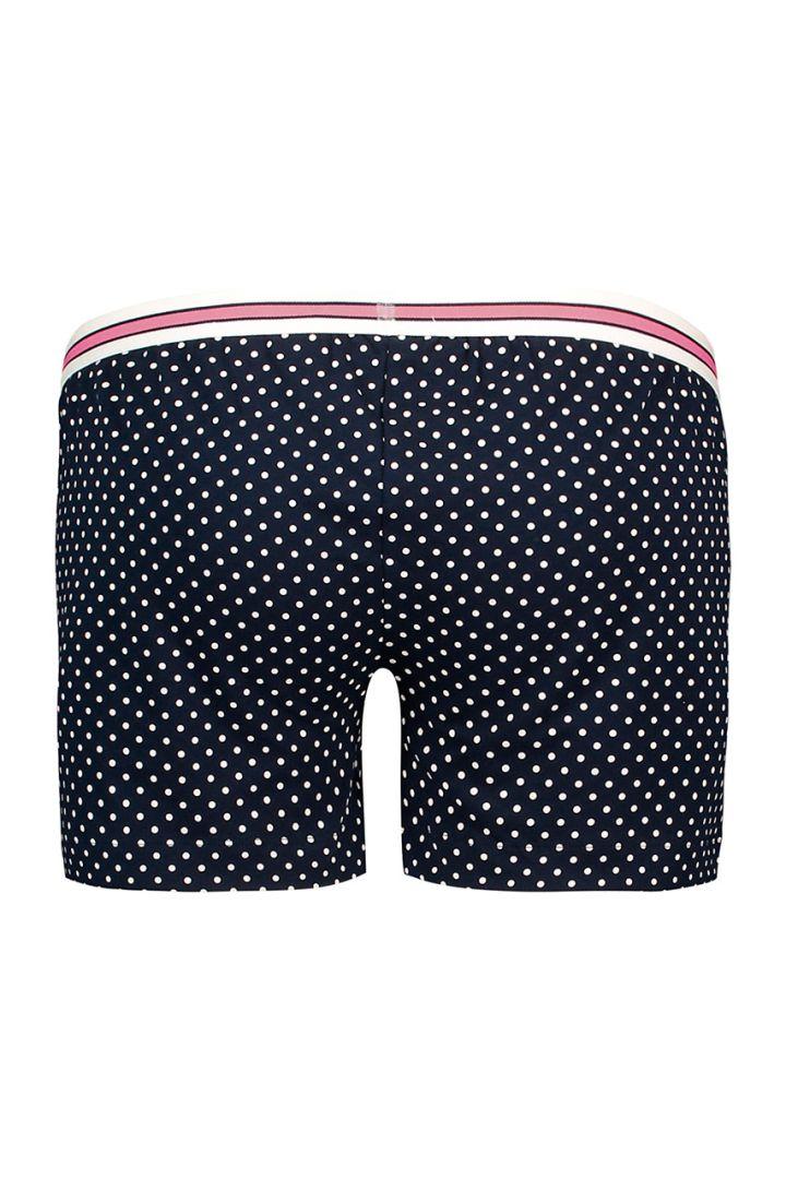 Maternity and pyjama shorts made of organic cotton