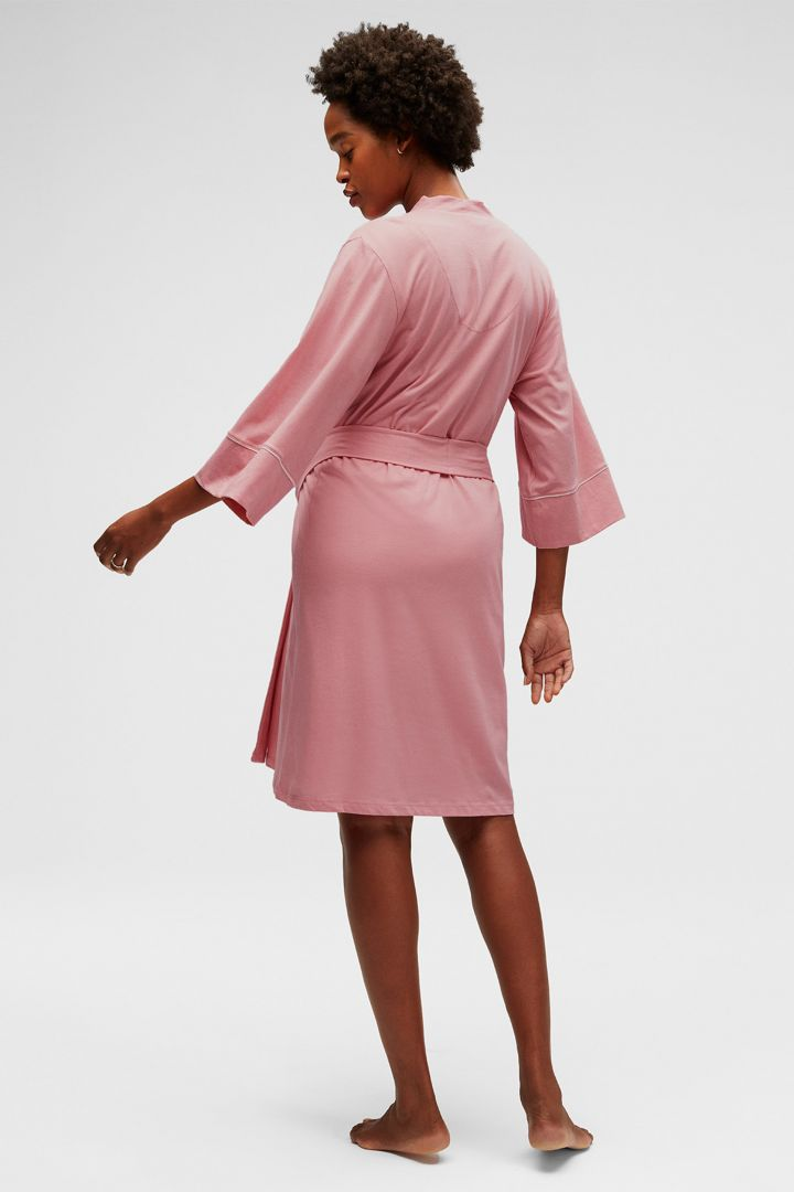 Maternity Dressing Gown Mama rose