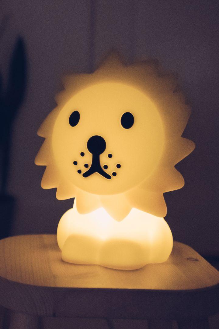 Lion First Light Nachtlicht für Kinder