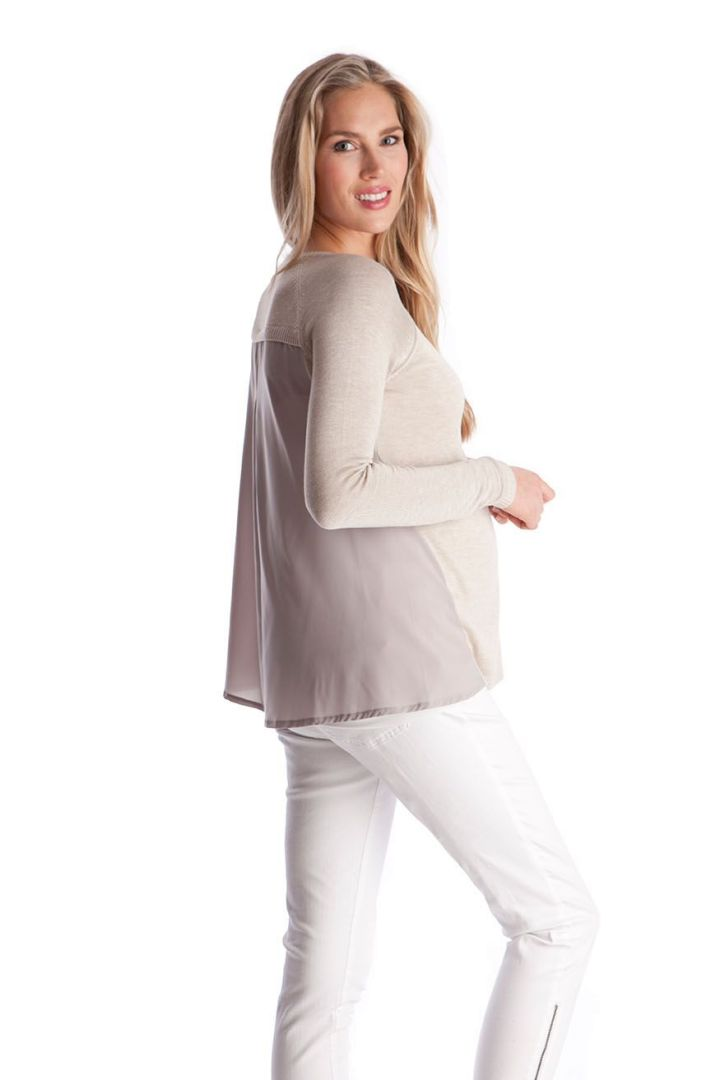 Serenity Umstands- und Still-Pullover