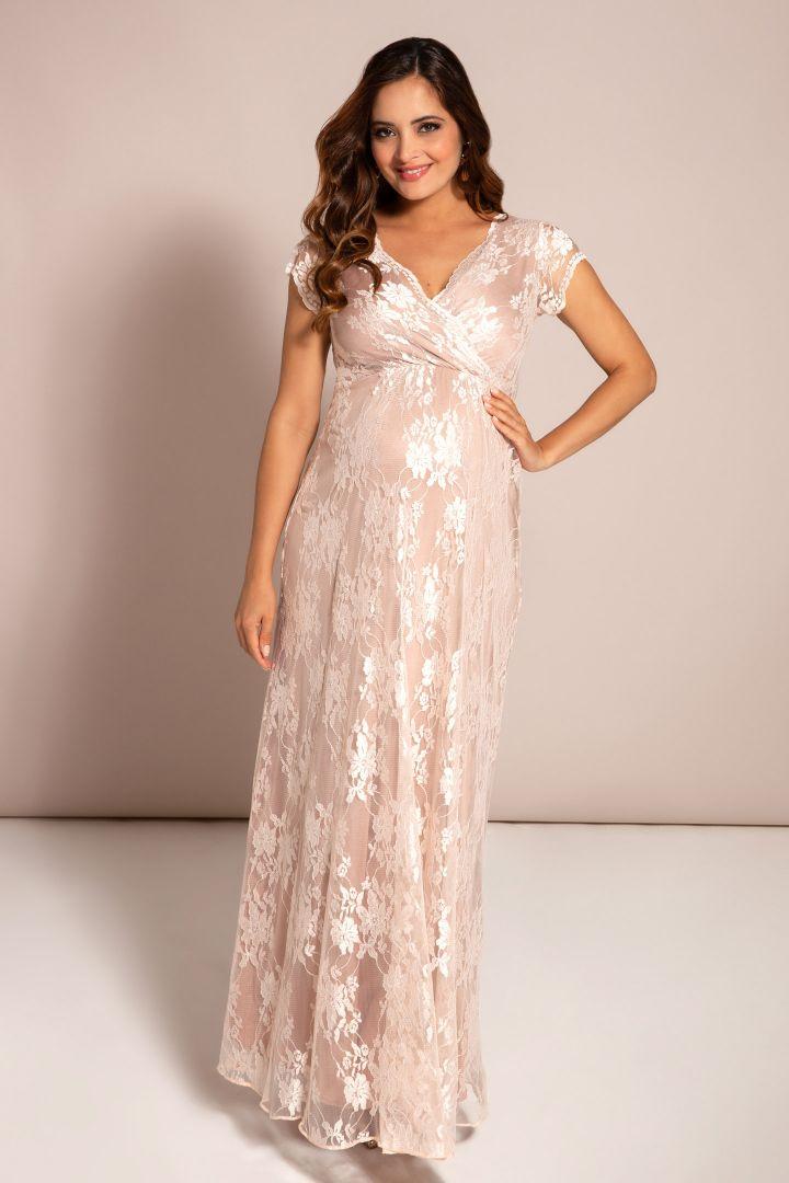 Eden Dress long rose