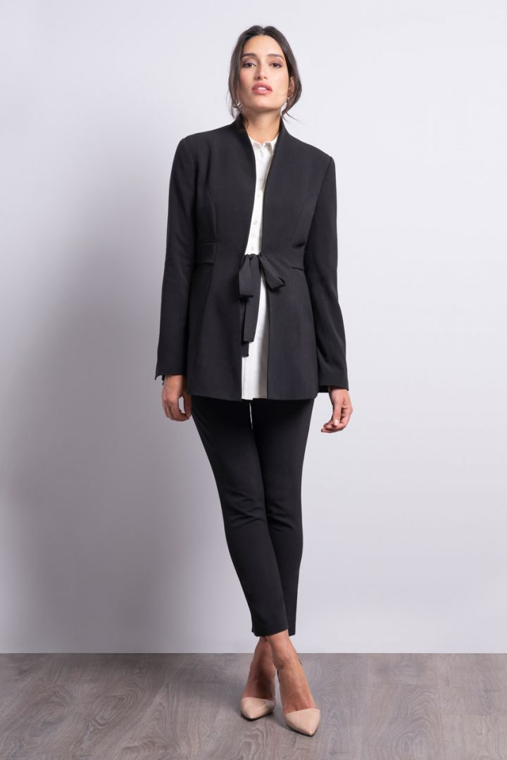 Fitted Maternity Blazer