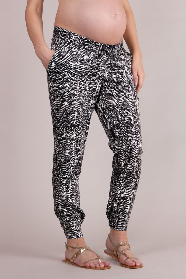 Boho Maternity Trousers