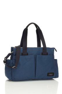 Schulter Reise-Wickeltaschen blau
