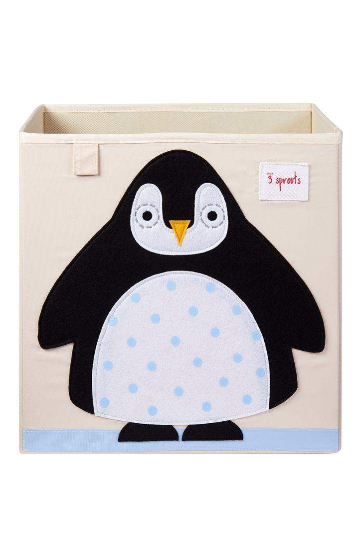 Aufbewahrungsbox Pinguin