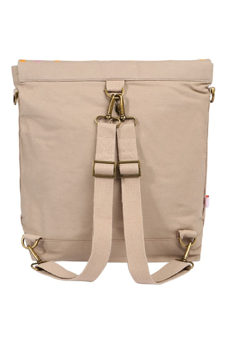 2 in 1 changing bag and backpack Folk