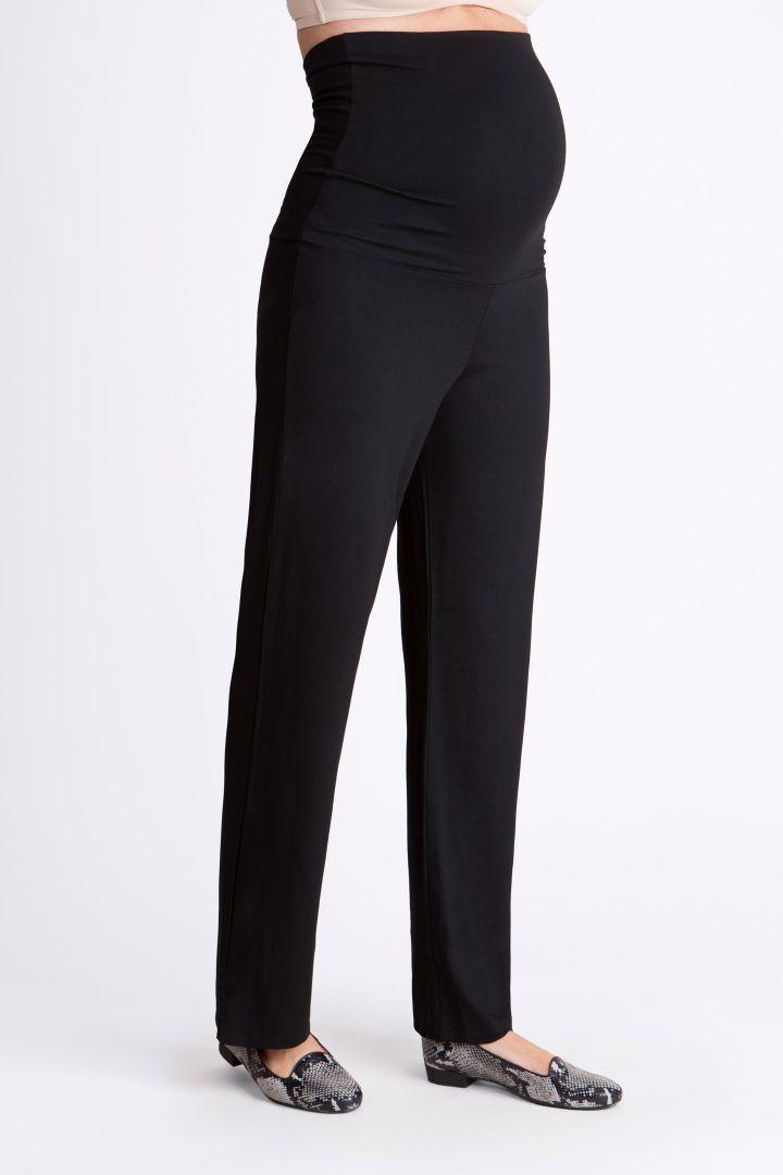 Umstands-Loungehose schwarz