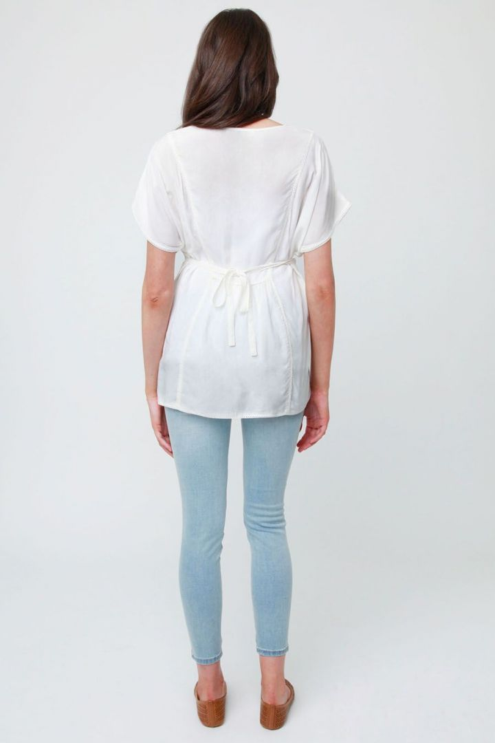 Tunic with Nursing Access