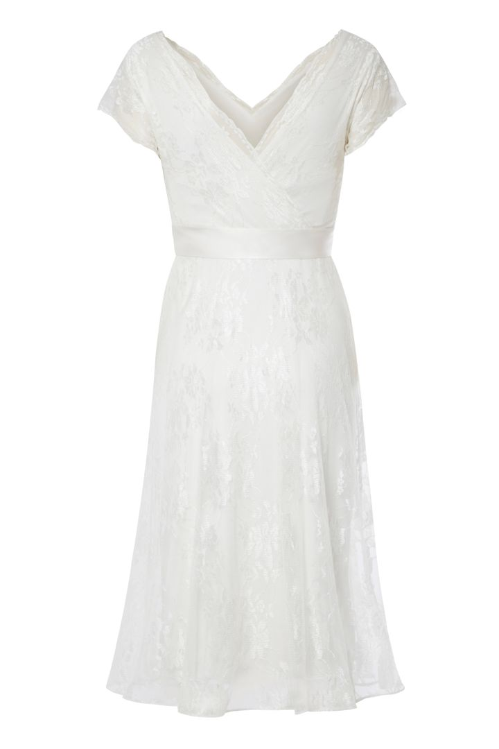 Eden Wedding Dress short