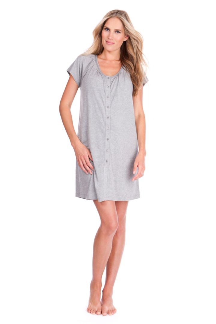 3-piece Sleep Kit Gown, Nightie, Sleep Bra