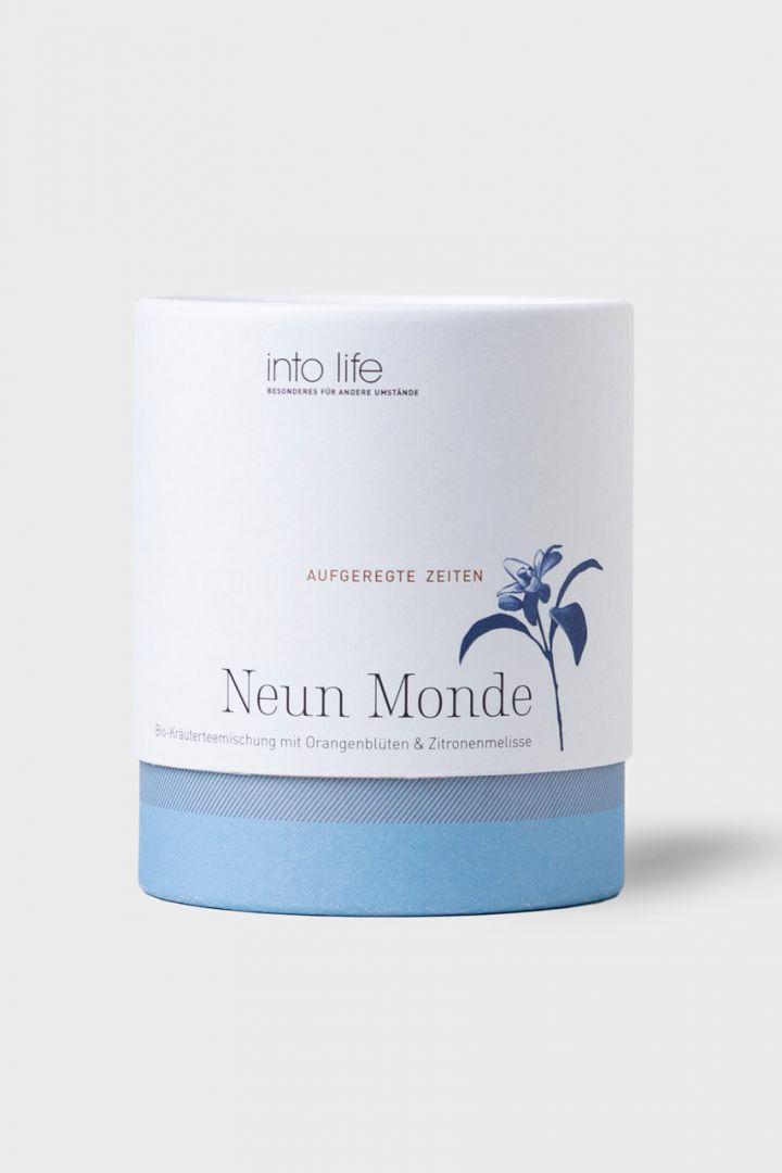 Organic Soothing Tea 'Neun Monde'