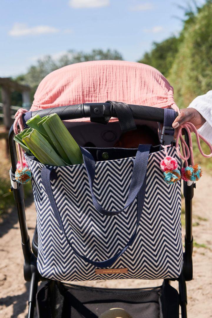 Kinderwagen Sonnenschutz Sun Warmed Wood