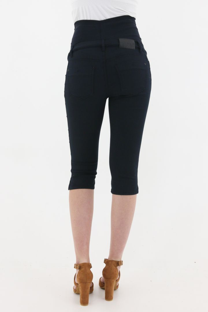 Capri Stretch Maternity Trousers