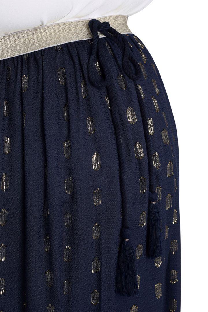 skirt chosen path col.2 night blue