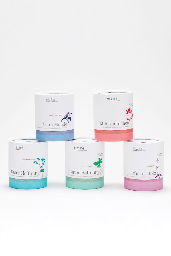 Organic Nursing Tea 'Mutterstolz'