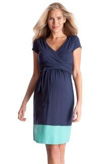 Enja Umstands- und Still-Kleid Cap Sleeve