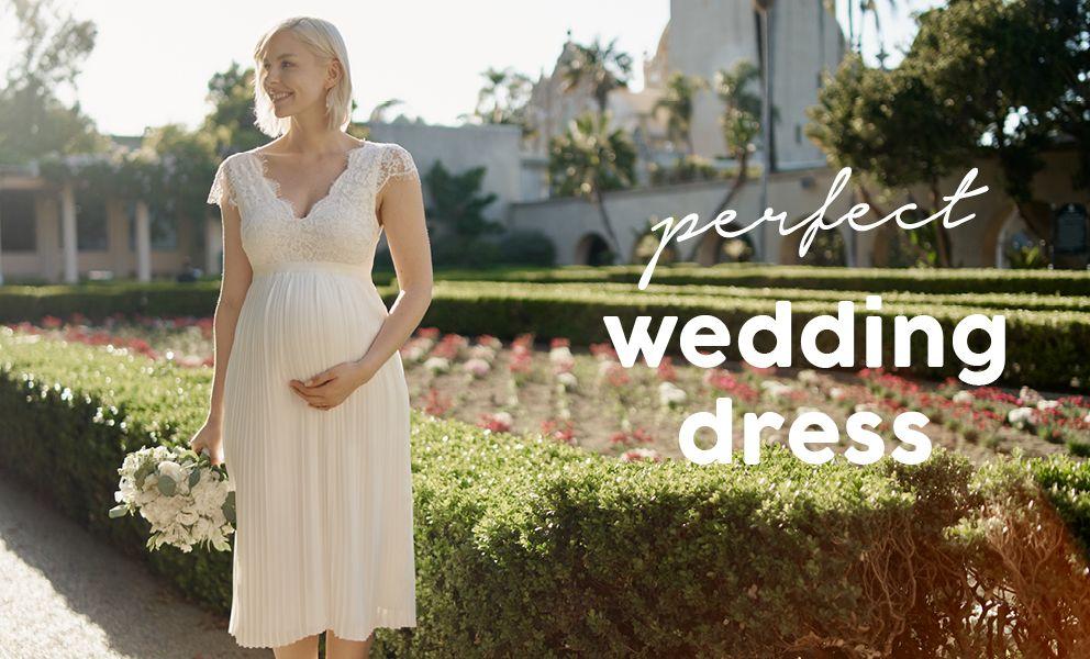 Maternity Bridal Wear