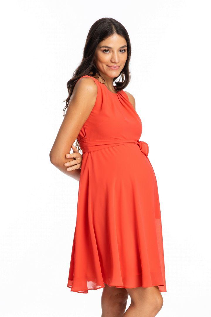 Maternity Dress Paradies Coral