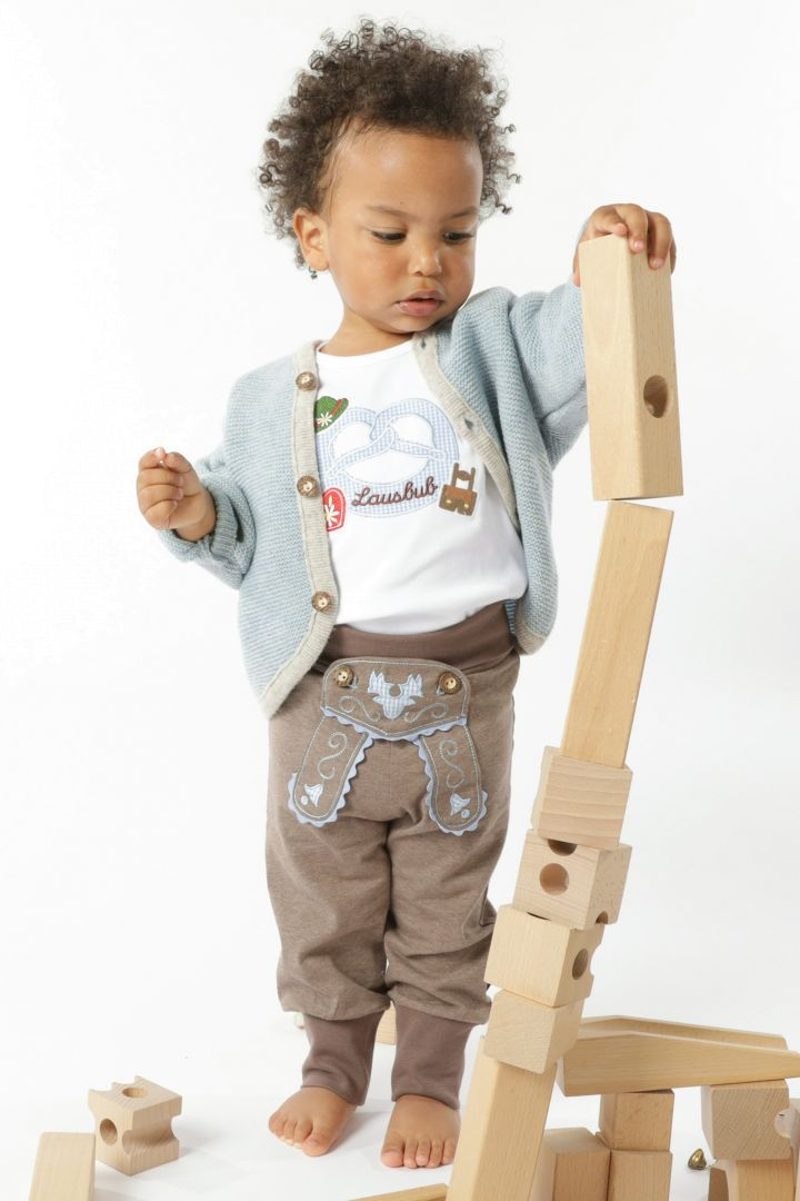 Traditional Baby Cardigan