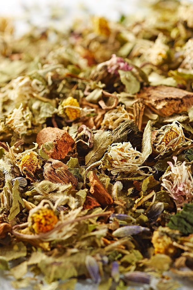 Organic Postpartum Herbal Tea 'Weiches Wochenbett'
